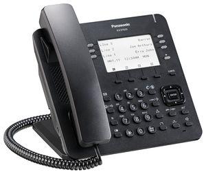 Panasonic KX-DT635NE-B Business Digital Terminal schwarz - Telefon - Switch