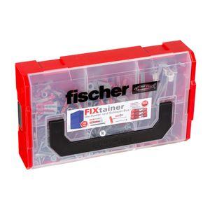 fischer FIXtainer - DUOPOWER/DUOTEC + Schraube (200)