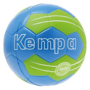 Kempa Pro-X Soft Profile Handball Miniball blau/grün