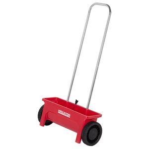 Streuwagen Rasen 12 Liter auch für Salz, Sand und Dünger
