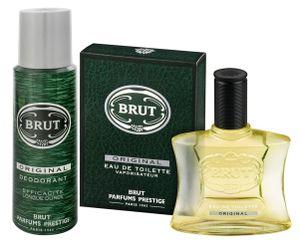 Brut Original EDT Eau De Toilette 100ml + Brut Original Deodorant 200 ml