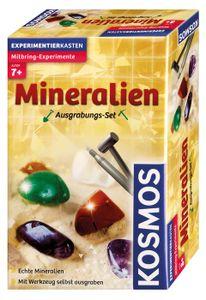 Exp. Ausgrabungsset Mineralien