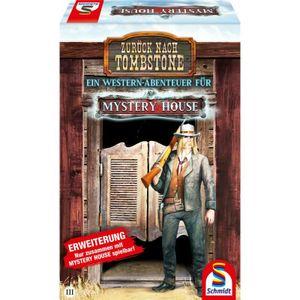 Schmidt Spiele Mystery House, Zurück nach Tombstone, Erweiterung