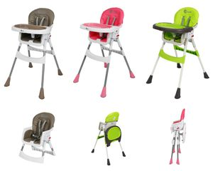 Hochstuhl Kombihochstuhl Hochstuhl Babyhochstuhl Baby Stuhl Kinder 2021, Farbe:Grün