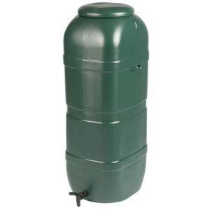 Regenfass Regentonne Regenwassertank  100 L Grün