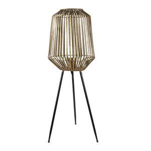 Stehlampe   Ø 29*80 cm E27/max 1*60W   Kupferfarbig   Clayre & Eef   5LMP636