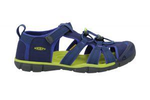 KEEN Seacamp II CNX Jungen Sandale in Blau, Größe 39