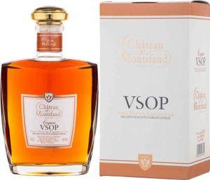Chateau Montifaud VSOP Elliptique 0,7l, alc. 40 Vol.-%, Cognac  Frankreich
