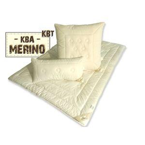 Garanta Merino KBA/KBT - Duo-Warm Steppbett / Winter-Bettdecke, 135x200 cm
