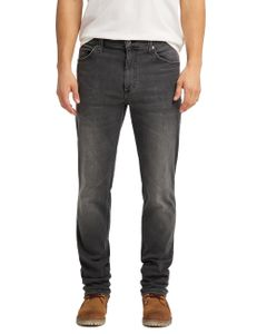 Mustang Tramper Tapered be flexible Jeans, W30 -to- W46 / dark scratched used, Größe*:W36 L30
