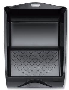 WESTEX Farbwanne Kunststoff 260 x 320 mm schwarz