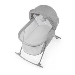 LOVI 3in1-Kinderbett von Kinderkraft grau