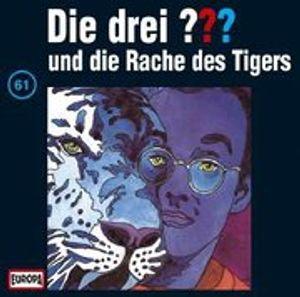 Die Drei ???  61-061/und die Rache des Tigers