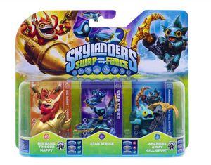Skylanders Swap Force Triple Pack C
