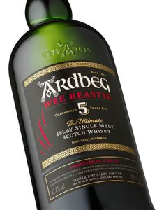 Ardbeg Wee Beastie Islay Single Malt Scotch Whisky 0,7l, alc. 47,4 Vol.-%
