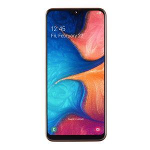 Samsung Smartphone 14,82cm (5,8 Zoll) Galaxy A20e, Dual SIM, Farbe: Orange