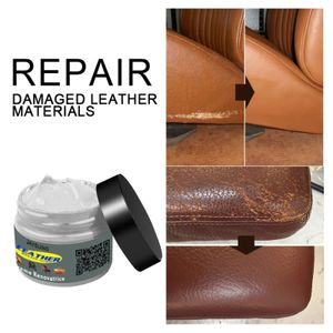Advanced Leather Repair Gel Autositz Home Leather Complementary Color Repair Pas ZXY201010826WH