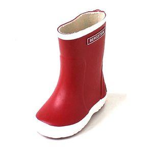 Bergstein Rainboot red, Größe:23