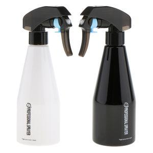 2pcs 250ml Salon Friseur Water Trigger Sprühflasche Mist Garden Sprayer