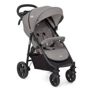Joie Buggy Litetrax 4 inkl.RV Gray Flannel