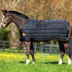 Horseware Rambo Ionic Liner 100g- schwarz , Größe:145