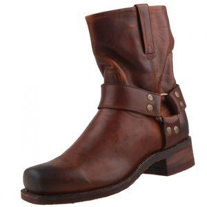 Sendra Herren Stiefel 9795 Braun, Schuhgröße:EUR 43