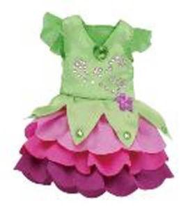 Käthe Kruse cruselings Sofia Puppe Kleid Magie Outfit grün