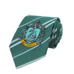 Cinereplicas Harry Potter Krawatte Slytherin Hauswappen HPE56020
