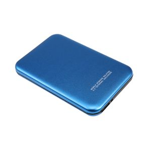 USB 3.0 Backups HDD Festplatte für TV PC Mac MacBook   Laptop, USB-Anschluss Blau 1T 120 x 78 x 13 mm