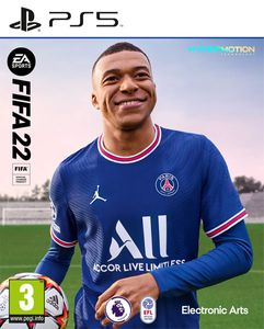 Electronic Arts FIFA 22, PlayStation 4, Multiplayer-Modus, RP (Rating Pending), Physische Medien