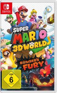 Nintendo Switch Super Mario 3D World + Bowser's Fury