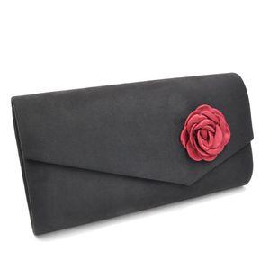 Steuer Modeschmuck Abendtasche 27,0cm schwarz 445000015