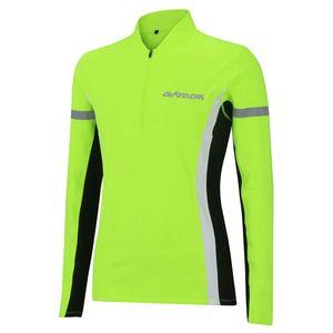 Airtracks Damen Winter Sweatshirt Langarm neon M