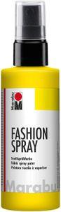 "Marabu Textilsprühfarbe ""Fashion Spray"" sonnengelb 100 ml"