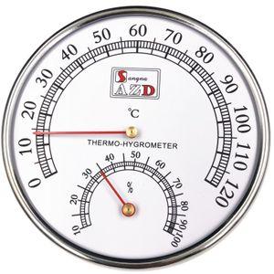 Saunabaum Hygrometer Thermometer Meter Celsius Monitor für Workshops, Swimmingpool, Spas Spas Sauna Zubehörlager