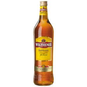 Wilthener Weinbrand Goldkrone | 28,0 % vol | 0,7 l
