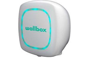 Wallbox Pulsar Ladestation E-Auto 5m Ladekabel Elektroauto Ladegerät 22 KW weiß