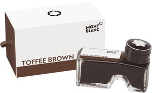 Tinte - 60 ml Glasflacon, toffee brown