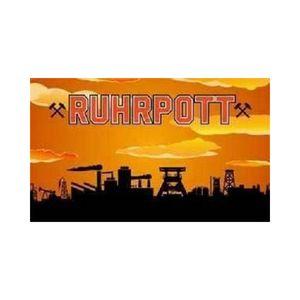 Ruhrpott Fahne 3 - 90x150cm (F32)