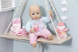 Zapf Creation 703274 - Baby Annabell Care Set