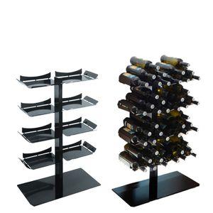 Radius Wine Tree Weinregal Stand klein für 48 Weinflaschen - 733 a