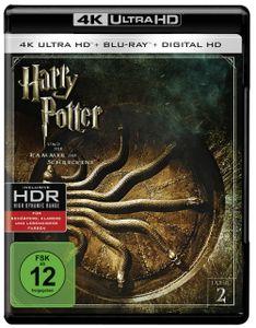 Harry Potter und die Kammer des Schreckens (4K UHD
