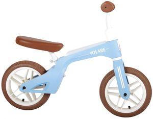 Volare Laufrad Jungen und Mädchen 10 Zoll Blau