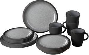 Brunner Lunch Box Geschirrset design granyte