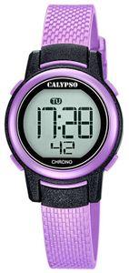 Calypso Kinderuhr Teenager Digital Armbanduhr K5736/4