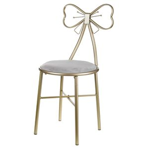 Elegantes Design Sitzhocker Hocker Sitzhocker Schminktisch Hocker Schminktischhocker Sitzhocker Grau