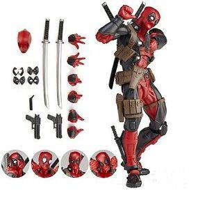 Marvel X-men DEADPOOL Action Figuren Abnehmbares Zubehör Figur Kinder Spielzeug Geburtstagsgeschenk Geschenk Toys Mit Box