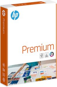 "Original hp Multifunktionspapier ""Premium"" DIN A4 90 g/qm weiß 500 Blatt"