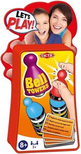 Tactic 54831, Mehrfarbig, Kinder, Junge/Mädchen, 8 Jahr(e), 15 min, 130 mm