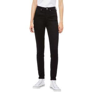 Calvin Klein Jeans Denim Pants Eternal Black 25